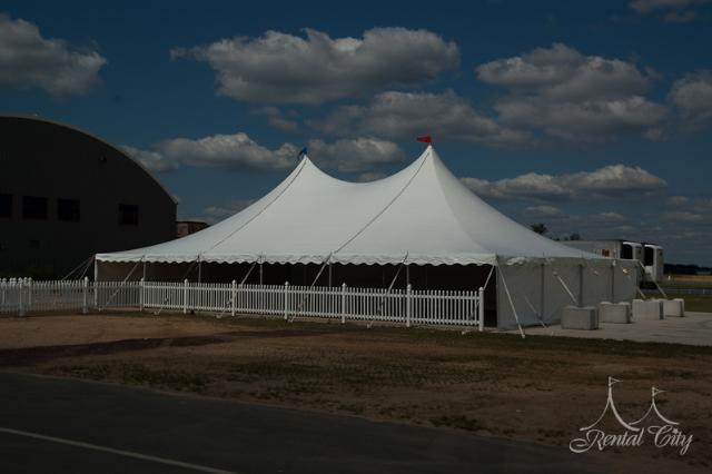 Where to find TENT - 40X60 CENTURY POLE  02 in Vineland